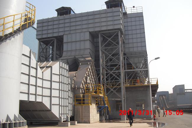 张家港某钢铁厂
