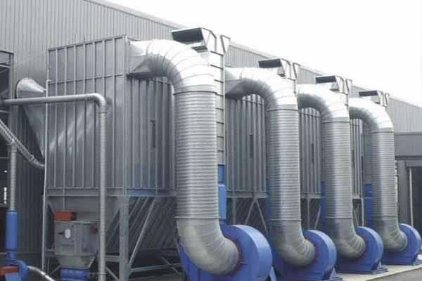 企业为何要安装废气处理设备?